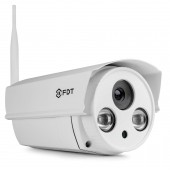 Наружная беспроводная камера безопасности FDT 720P HD WiFi (FD7902W-SD16)