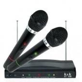 Караоке система Wireless Microphone K&K