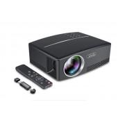 Мини-проектор Aidodo для домашнего кинотеатра Mini LED Projector 1800 Лампа: LED