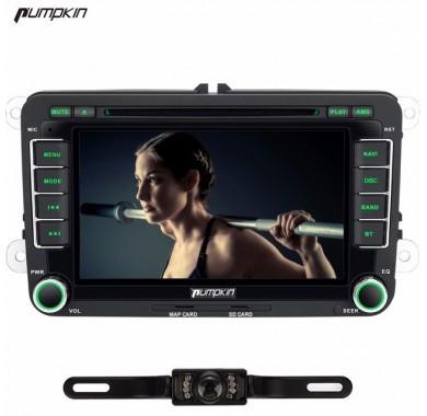 Автомобильный dvd-плеер Рumpkin car multimedia system