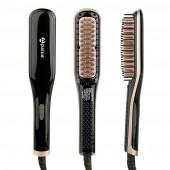 Расческа для выпрямления волос APALUS IONIC HAIR STRAIGHTENER BRUSH HC003