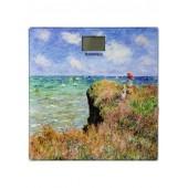 Весы напольные электронные Grunhelm BES-Monet