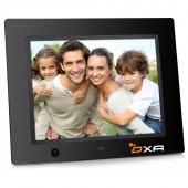OXA 8-дюймовая цифровая фоторамка 16G HD со встроенным датчиком движения MP3-плеер