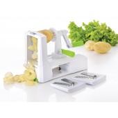 Ручной спиралайзер для овощей и фруктов