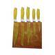 Набор ножей Royalty Line RL-MAG5M-YE