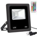 Светодиодный прожектор 6600010-RGB  10 W MEIKEE