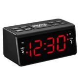 Цифровой будильник Snooze с AM/FM-радио