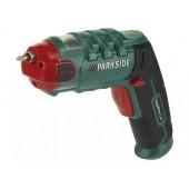 Аккумуляторная отвертка PARKSIDE Rapidfire 2.0
