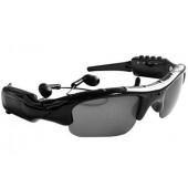Солнцезащитные очки 4 в 1 Sunglasses Black