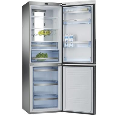 Холодильник с морозильной камерой Haier CFL 633 CS (б/у)
