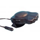 Автомобильный тепловентилятор и вентилятор KFZ 2в1 Black