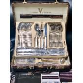 Набор столовых приборов на 12 персон (72 предмета) Limited LV-1001