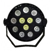 Пар New Light E-7 Mini LED PAR LIGHT 12*1W с пультом ДУ