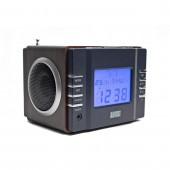 Мини стереосистема MP3 и FM радиочасы August MB300B