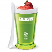 Компактная чашка для смузи Zoku Slush & Shake Maker
