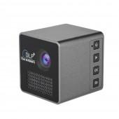 Портативный проектор DLP P1+ 1080P Full HD