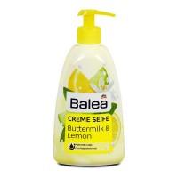 Жидкое крем-мыло для рук с дозатором Balea Creme Seife Ginger & Lemon 500 мл