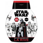 Шампунь-гель La Rive Star wars для мальчиков 250 мл