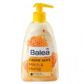 Жидкое мыло мед с молоком Balea Creme Seife Milch & Honig 500 мл