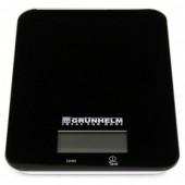 Весы кухонные электронные Grunhelm KES-1RB