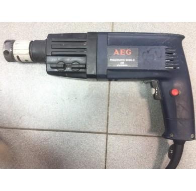 Дрель AEG pneumatic 2000-2MF (б/у)