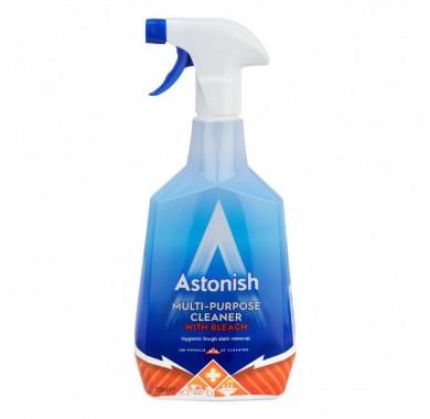 Универсальный очиститель с отбеливателем Astonish 750 мл Multi-purpose cleaner