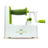 Овощной спирализатор с 5 лезвиями ProCuisine White