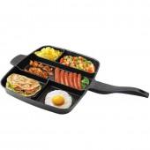 Сковорода гриль многофункциональная 5 в 1 Master Pan
