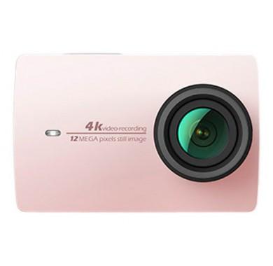 Экшн-камера Xiaomi Yi 4K Rose Gold