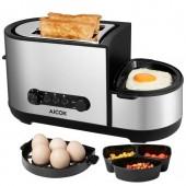 Тостер и яичная плита Aicok PC-001