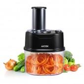 Овощерезка Aicok Spiral Slicer vm9008-gs