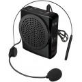 Портативный усилитель голоса Elegiant J-801 Black