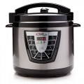 Скороварка Power Pressure Cooker XL 6 Quart Silver