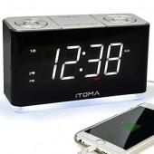 Радио-будильник iTOMА СКS507