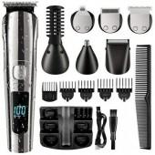 Машинка для стрижки волос 11 in 1 FK-8688T