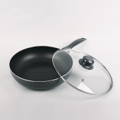 Сковорода с сотами и крышкой Maestro MR 1202