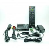 Спутниковый ресивер - тюнер HDTV Sat-Integral S-1218 HD ABLE