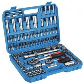 Набор инструмента 108 pcs socket wrench carbon steel