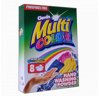 Порошок для ручной стирки Multicolor 400 г
