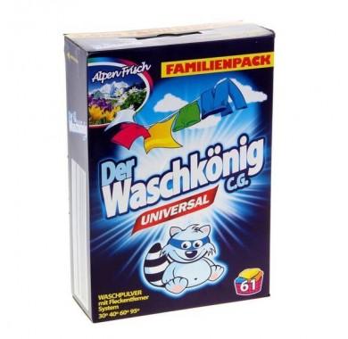 Стиральный порошок Der Waschkonig universal 5кг