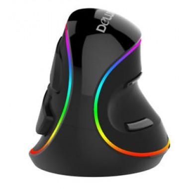 Проводная мышь Delux M618 Plus RGB