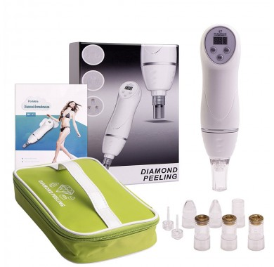 Аппарат для вакуумной чистки лица Diamond Peeling NV-17