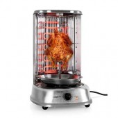 Электрогриль Oneconcept vertical grill 10009355