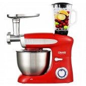 Кухонный комбайн DMS 1900w 3в1 Red
