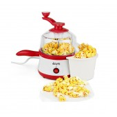 Многофункциональный 3 в 1 прибор для приготовления попкорна Sayhi Steam & Fry Foods (б/у)