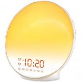 Светодиодный цифровой будильник  Wake Up Light