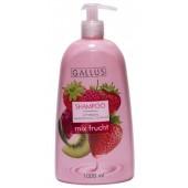 Шампунь Gallus Shampoo Mix Frucht Фруктовый микс 1000 мл