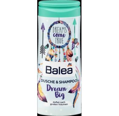 Гель для душа + шампунь Balea Dream Big