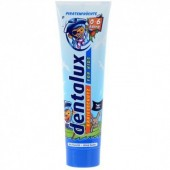 Детская зубная паста Dentalux Piratenfrüchte Kids 0-6 (Пираты) 100 мл