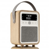 Цифровое радио с FM, Bluetooth и будильник Monty